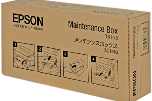 Epson SureColor SC-T7200 Maintenance Box