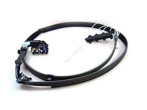 HP DJ 500/800 Ink Tubes Assembly 42